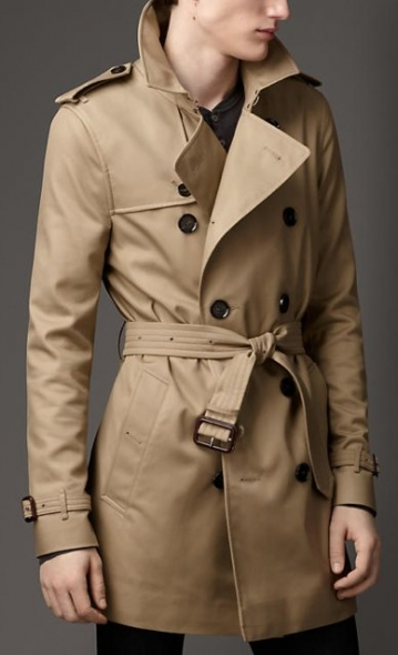 L'intramontabile trench